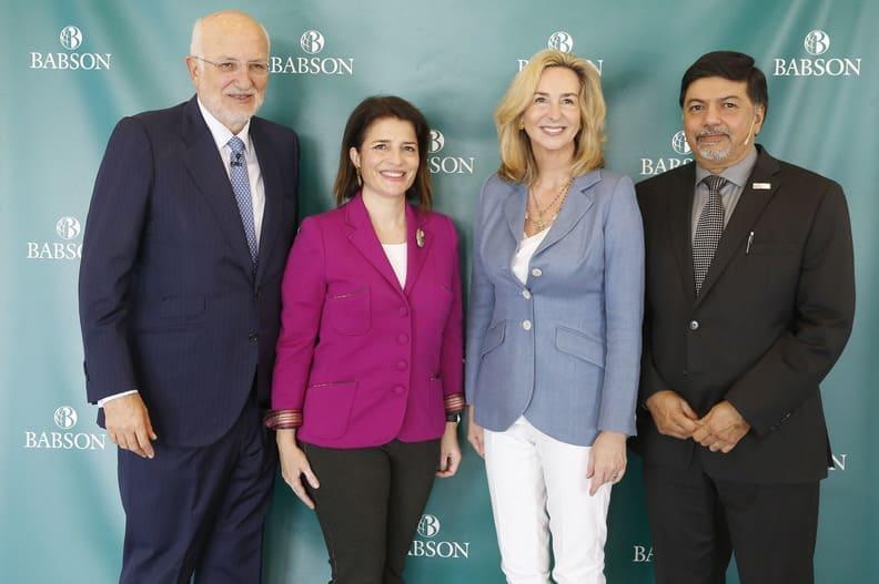 Juan Roig primer español que entra en la Academia de Emprendedores Distinguidos de Babson College