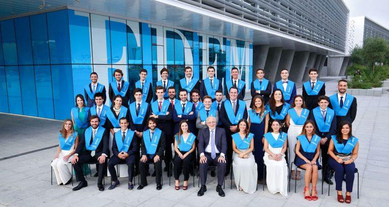 Juan Roig apadrina la primera promoción del Grado en ADE para Emprendedores de EDEM