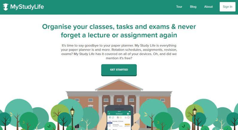 Aplicaciones para estudiar en casa