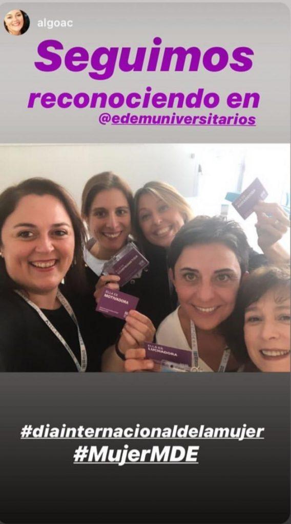 Así celebramos desde Marina de Empresas el #DíaInternacionaldelaMujer 9