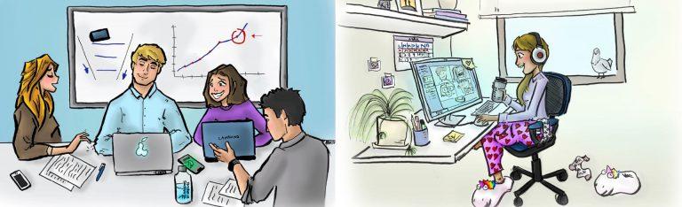 El Coronavirus acelera la digitalización de nuestras vidas