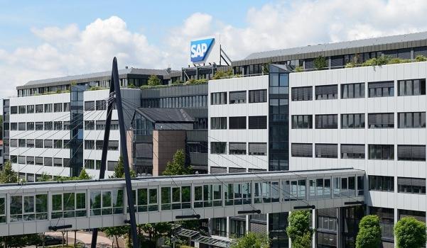 Sede central de SAP en Walldorf