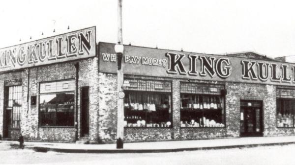 King Kullen, el primer supermercado