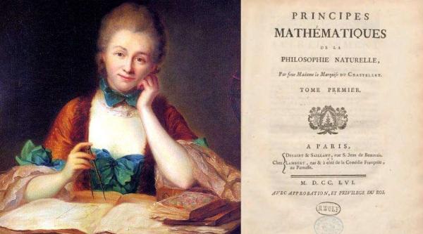 Émilie de Châtelet