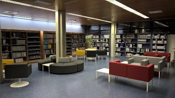 Biblioteca Central UPV