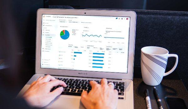 Estrategia de marketing digital - Google Analytics