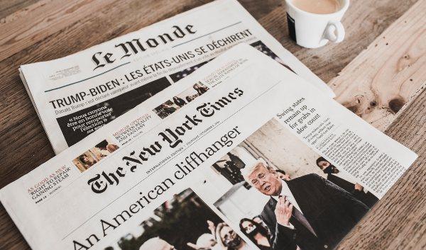 Estrategia de marketing digital - Periódicos