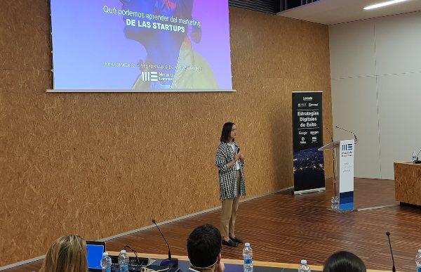 Ana Giménez - Jornada Digitalización Levante