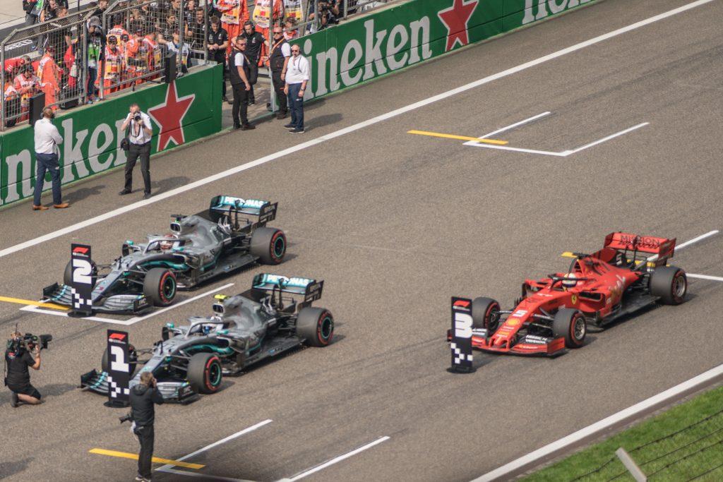 Mercedes es el equipo F1 2021 con más poles