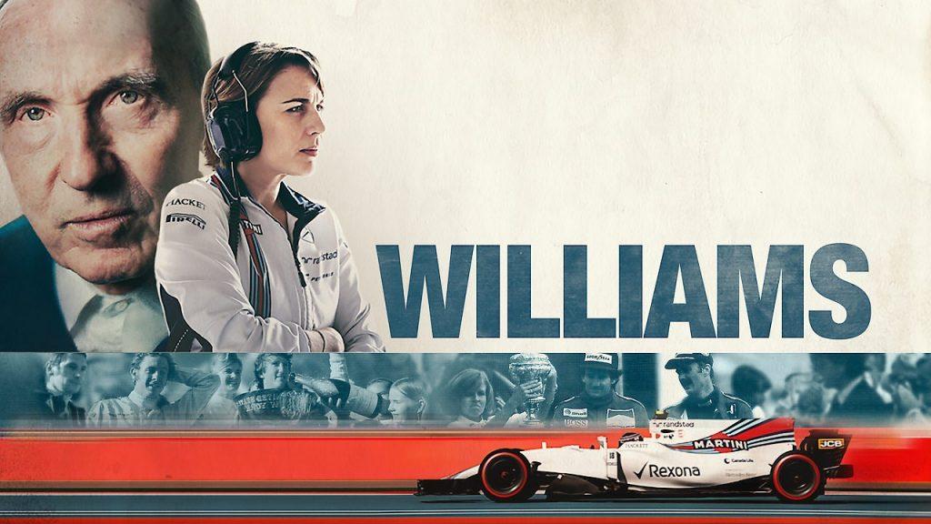 Williams es un equipo de F1 familiar