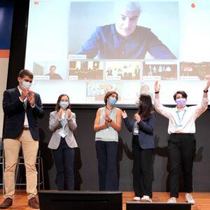 El equipo de EDEM 4visionaries logra la segunda plaza del Vodafone Campus Lab